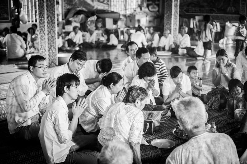 Cambodia. Més devoció...