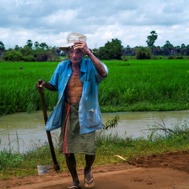 Cambodia. El pagès.