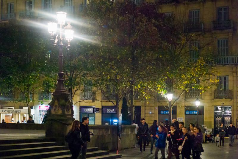 Passeig nocturn...