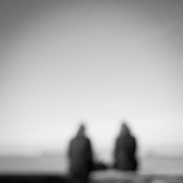 Silencis davant del mar