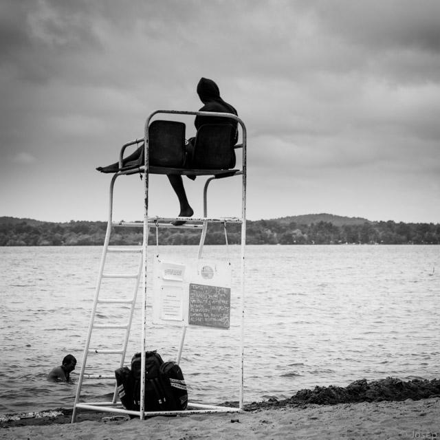 El vigilant del llac