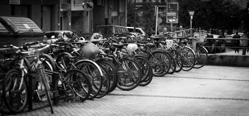 Algunes bicis del barri...