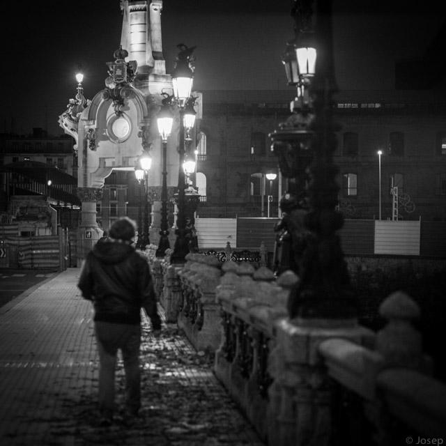 nocturn al pont